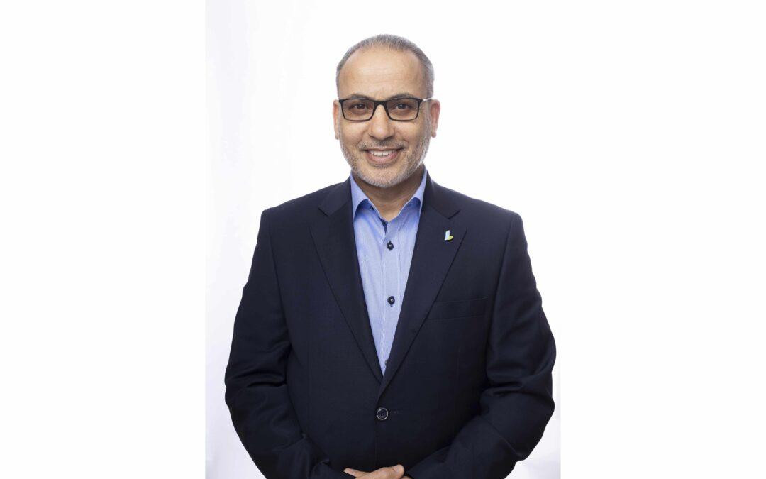 Parti Laval – Équipe Michel Trottier présente son candidat dans le district Saint-Martin