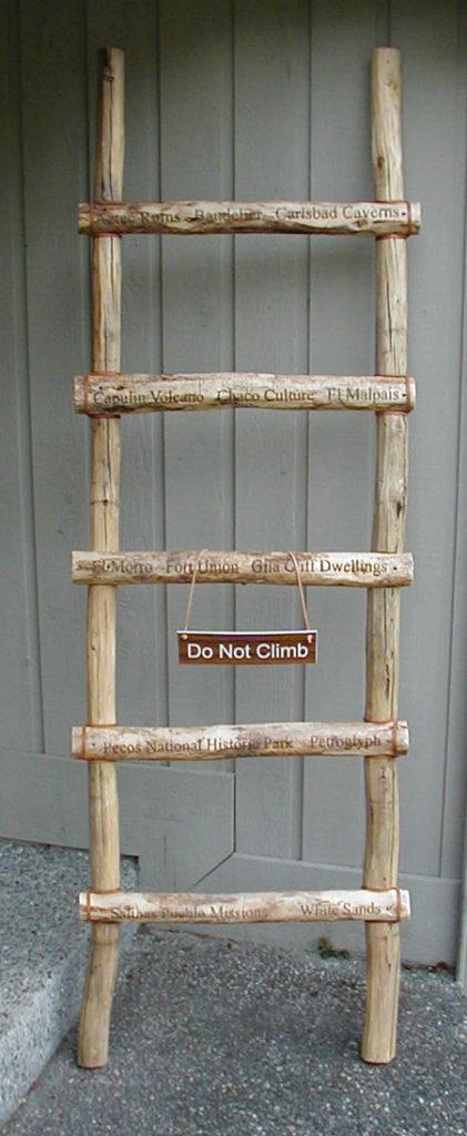 Southwest Style Ladder
