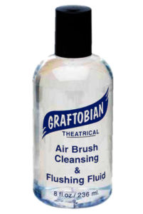 Airbrush Cleansing & Flushing Fluid by Graftobian