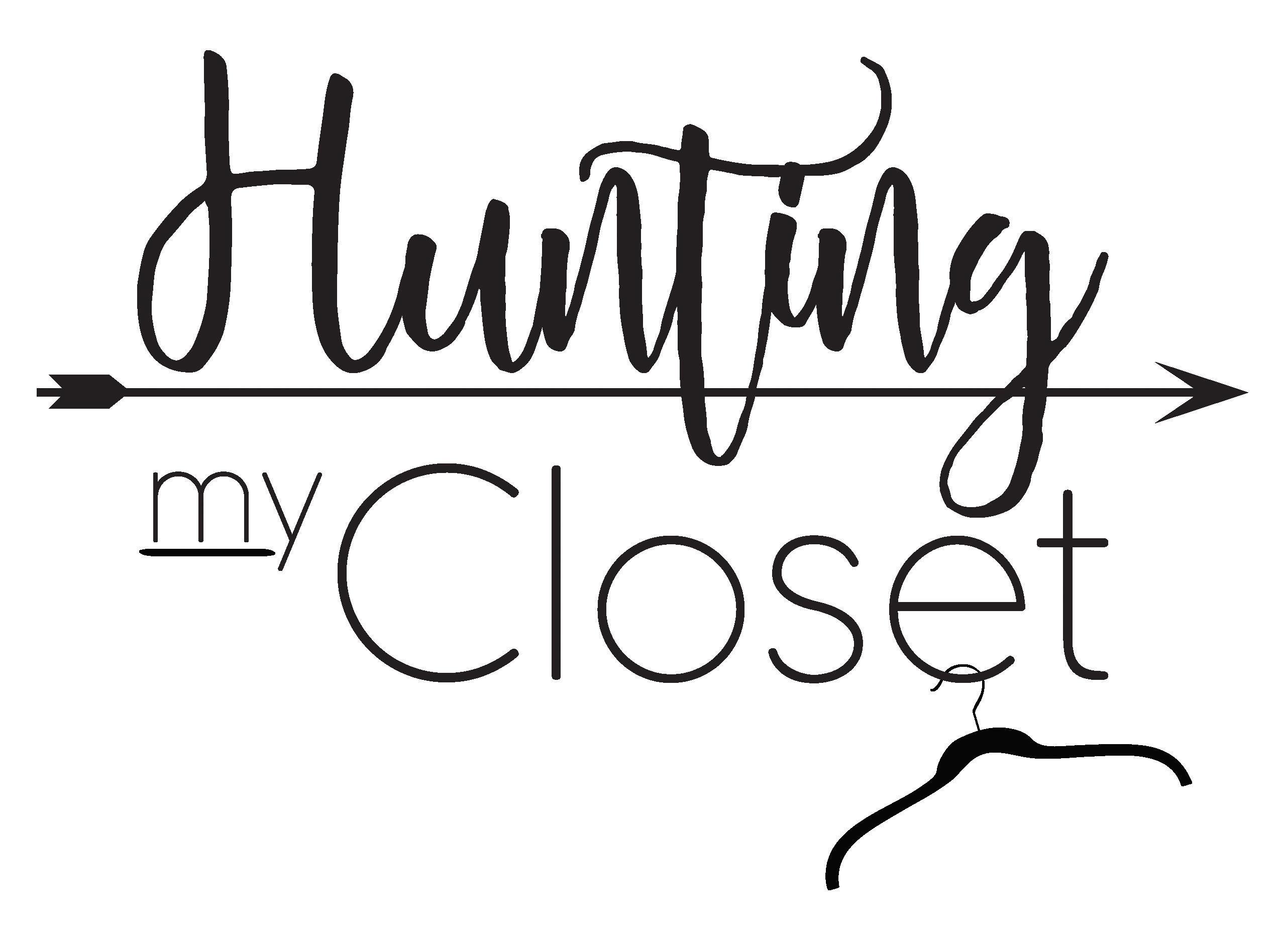 Hunting my Closet
