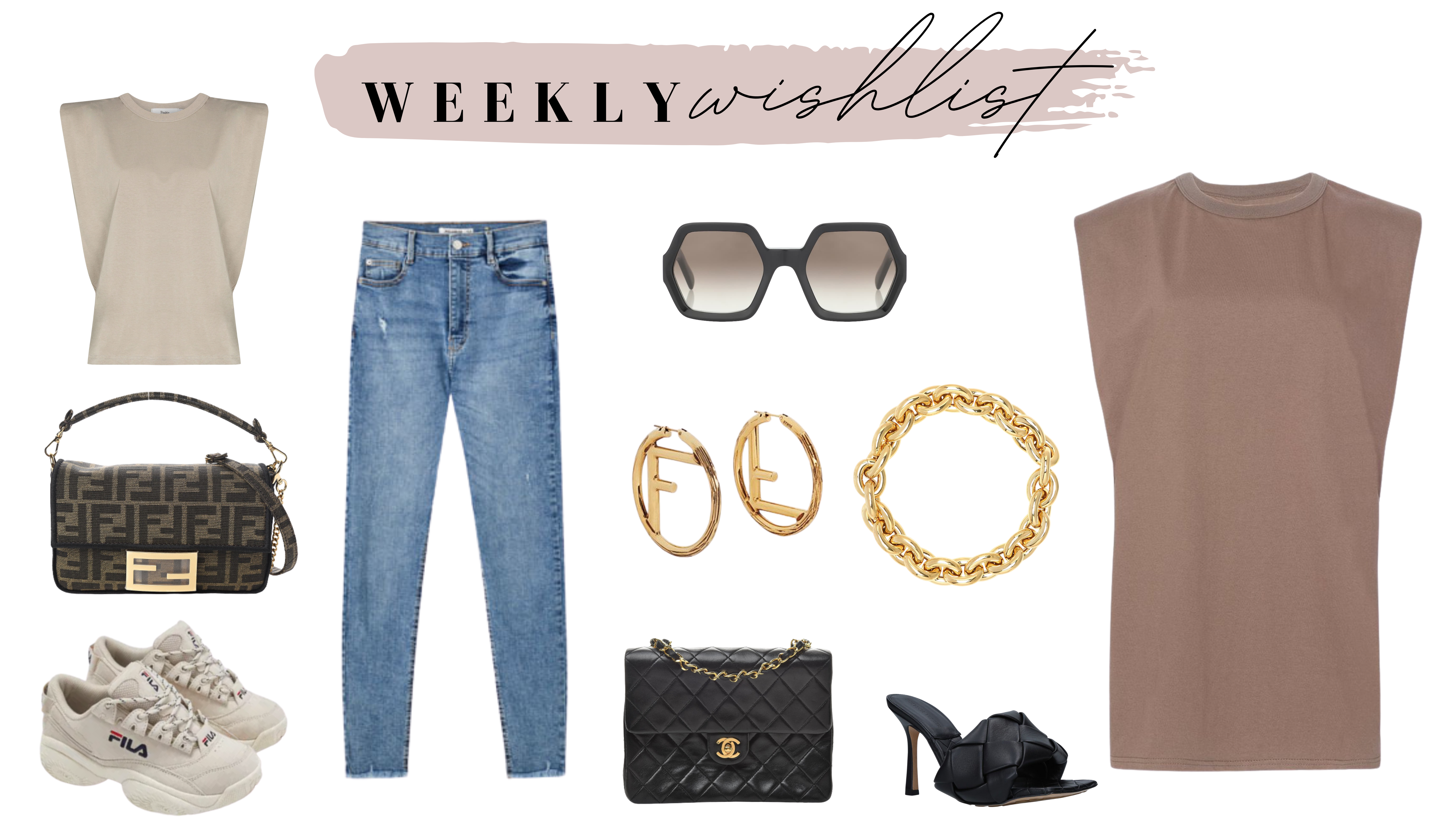 WEEKLY WISHLIST #1