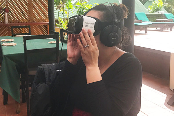 What can Virtual Reality do for Pacific Storytelling?
