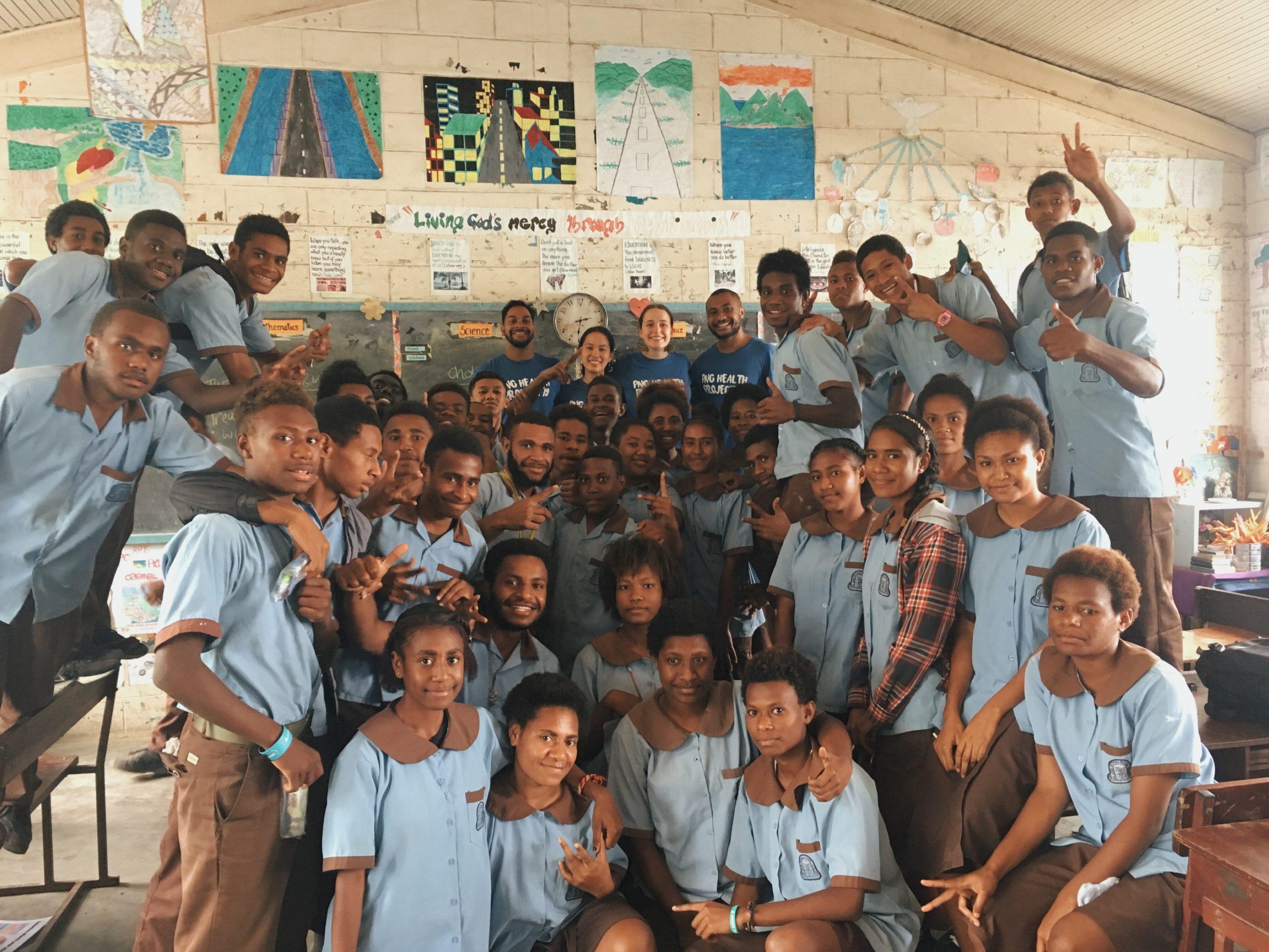 Generating a positive future for health literacy in Papua New Guinea: Lavau Kwalam Ngaluc