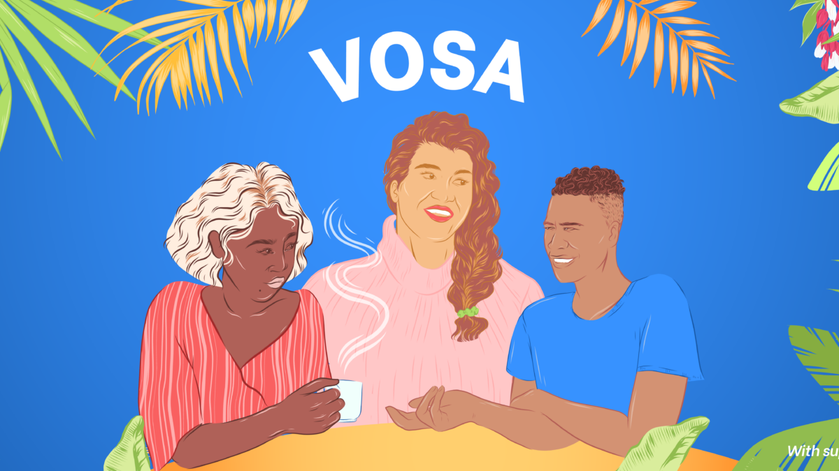 Vosa: A Pacific storytelling podcast