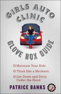 BANKS--GIRLS AUTO CLINIC GLOVE BOX GUIDE cover