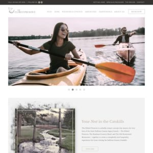 The Eldred Preserve website
