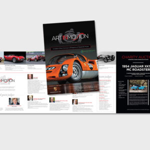 Art In Motion - brochure