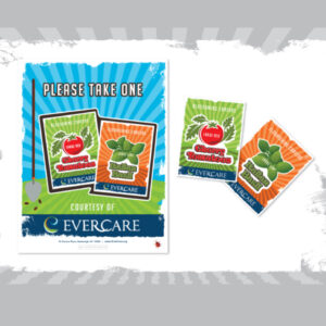 EverCare promo seed packets