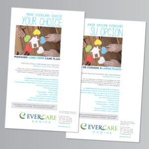 EverCare Choice posters