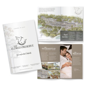 The Eldred Preserve brochure