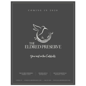 The Eldred Preserve general print ad