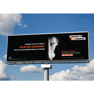 OCDA Heroin PSA Billboard
