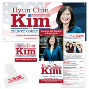 Kim for County Court collateral