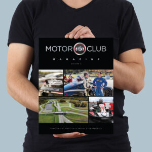Motor Club Magazine - Volume 4