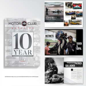 Motor Club Magazine - Volume 8