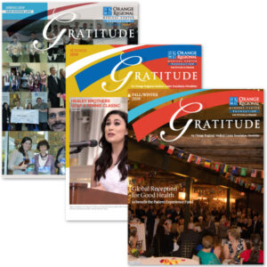 ORMC Foundation Gratitude newsletter