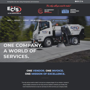 ECIS Website