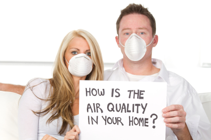 How Your Indoor Air Quality Affects Your Allergies