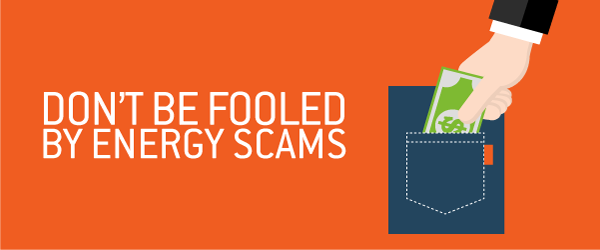 Energy Scams Everywhere!