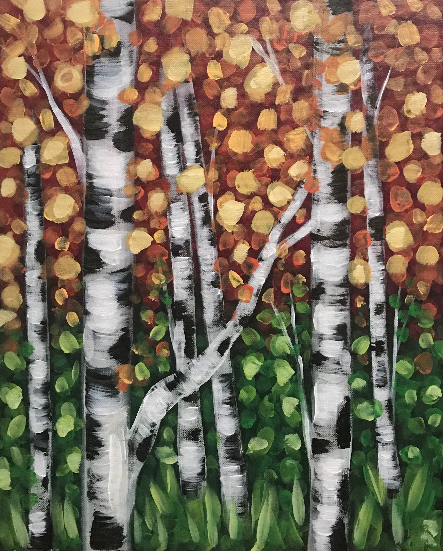 Rutherfurd Hall Paint Night-Fall Birch