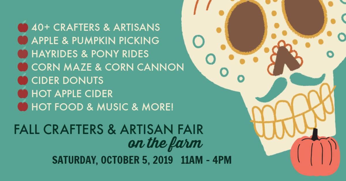 Craft Fair At Donaldson Farms