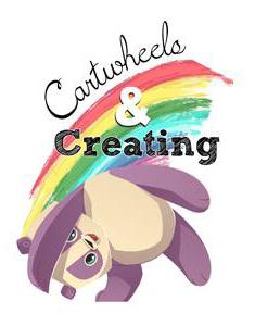 Cartwheels & Creating-Art & yoga For Toddlers
