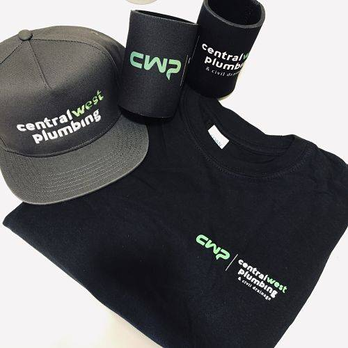 Central West Plumbing Workwear Set