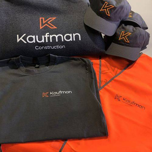 Kaufman Construction Workwear Set