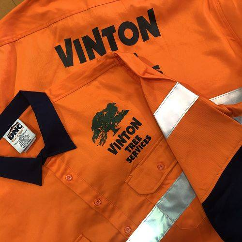 Vinton Tree Service Workwear