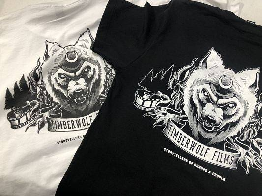 Timber Wolf Film Workwear