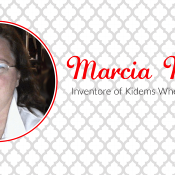 Mom Inventor Marcia Motuz Inventor Kidems Wheelsox Covers