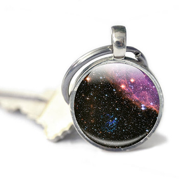 Deep Space Keyring