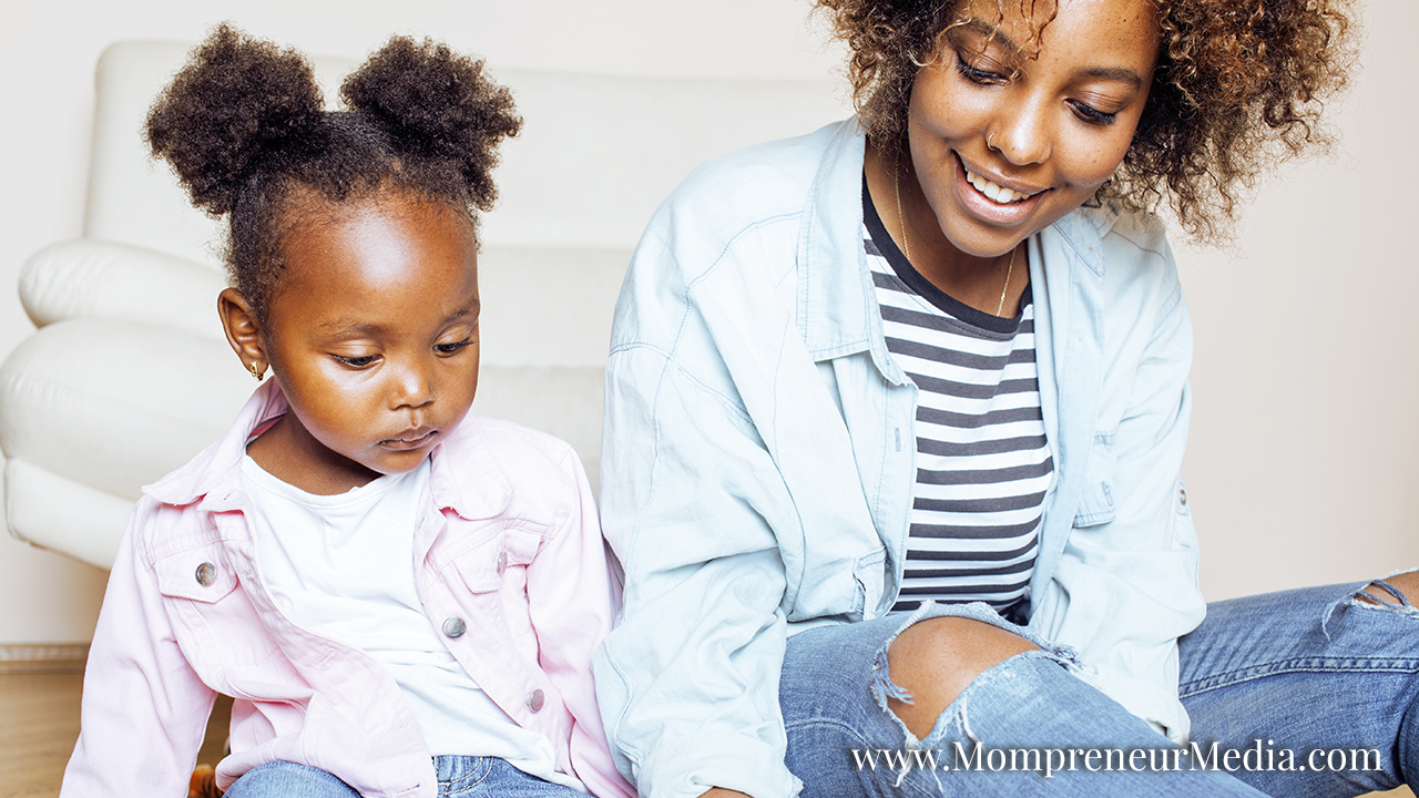 Small business tips for Busy Moms Mompreneur