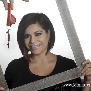 Mompreneur Interview-Karina Rabin Co-Inventor of the Hang-O-Matic