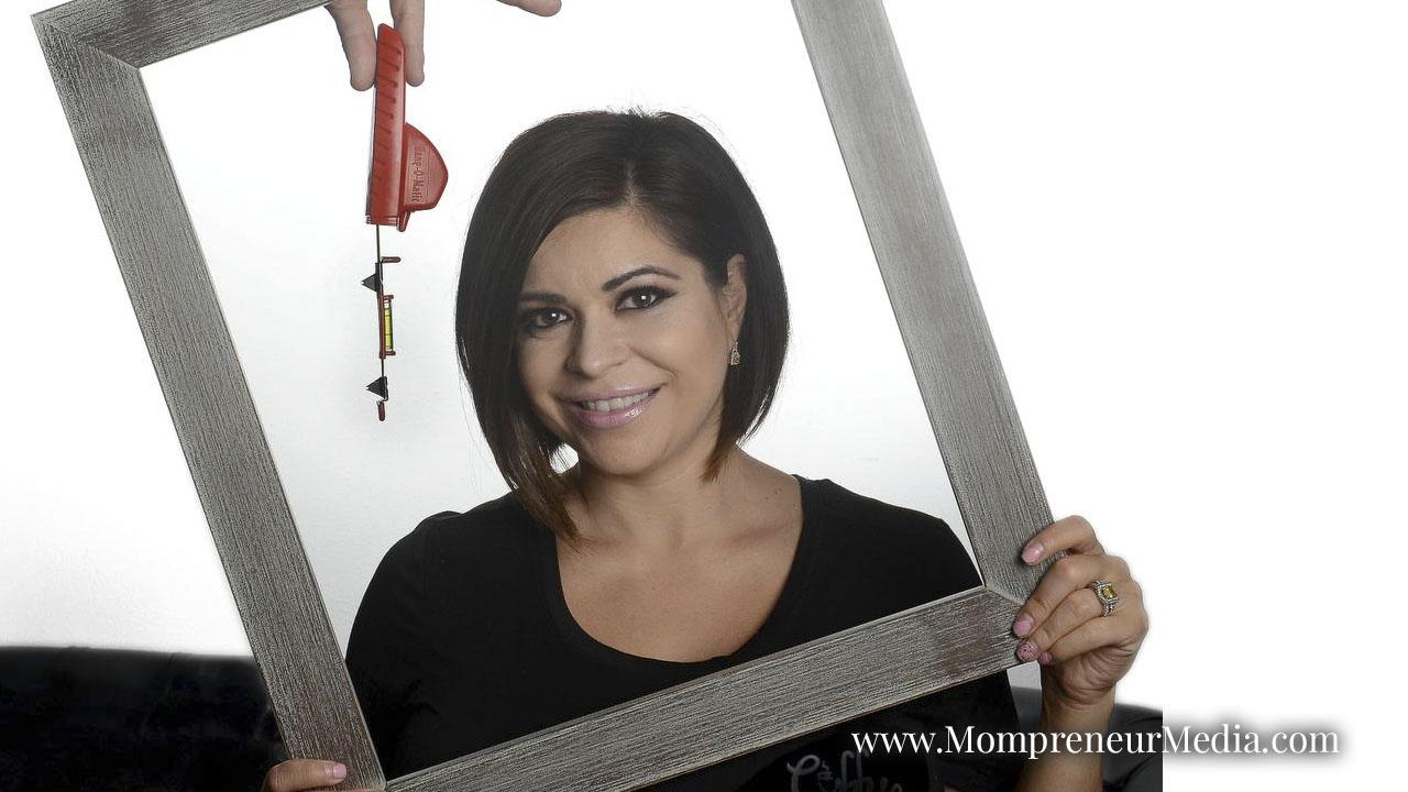 Mompreneur Interview-Karina Rabin Co-Inventor of the Hang-O-Matic