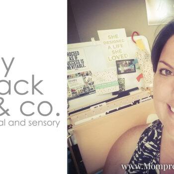 Mompreneur Interview with Kelley Legler Inventor of Baby Jack Blankets
