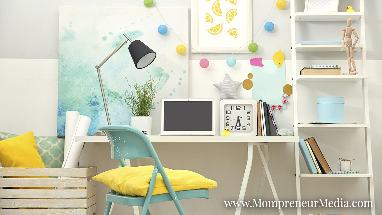 Tips for Producing a More Productive Home Office