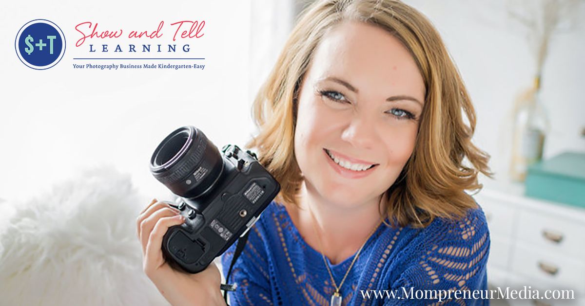Spotlight Mompreneur Rosie Suerdieck Creator of Show and Tell Learning