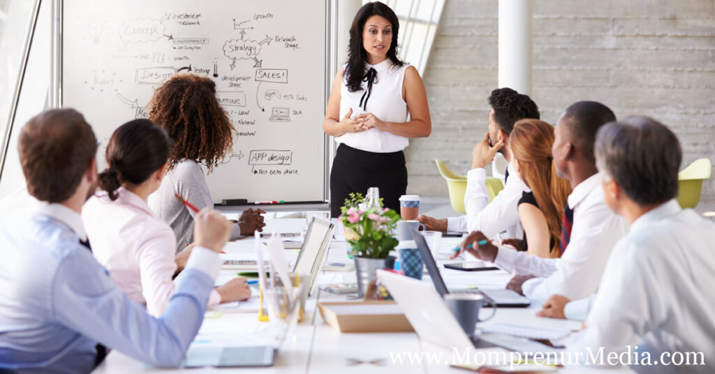 Common Mistakes Of The Modern Mompreneur