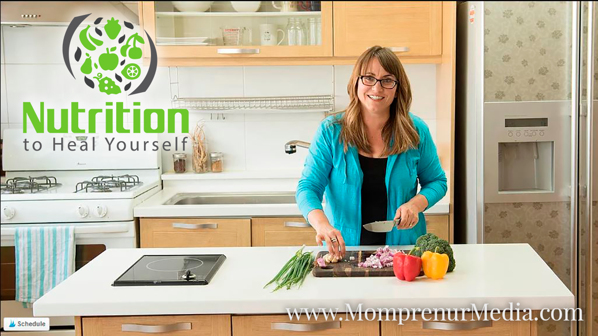 Mompreneur Interview with Pam Chavez founder of Nutrition To Heal Yourself