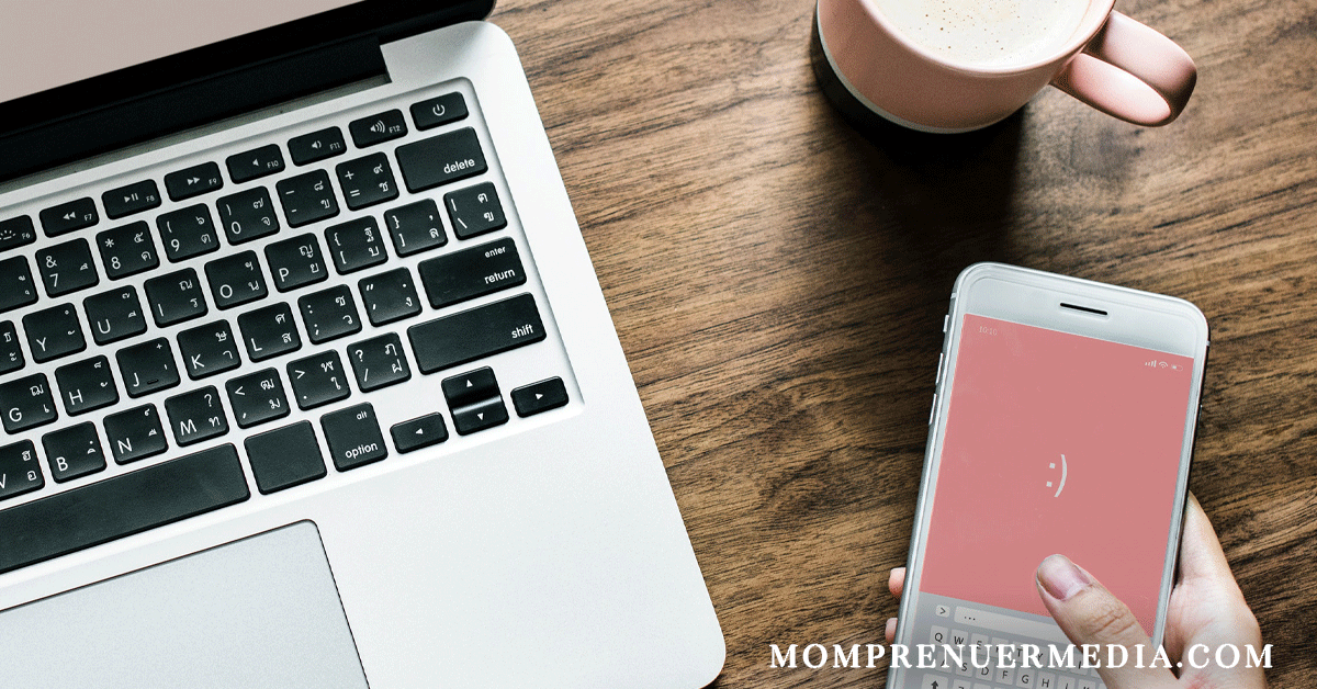 Starting Your Own Business as a Busy Mom