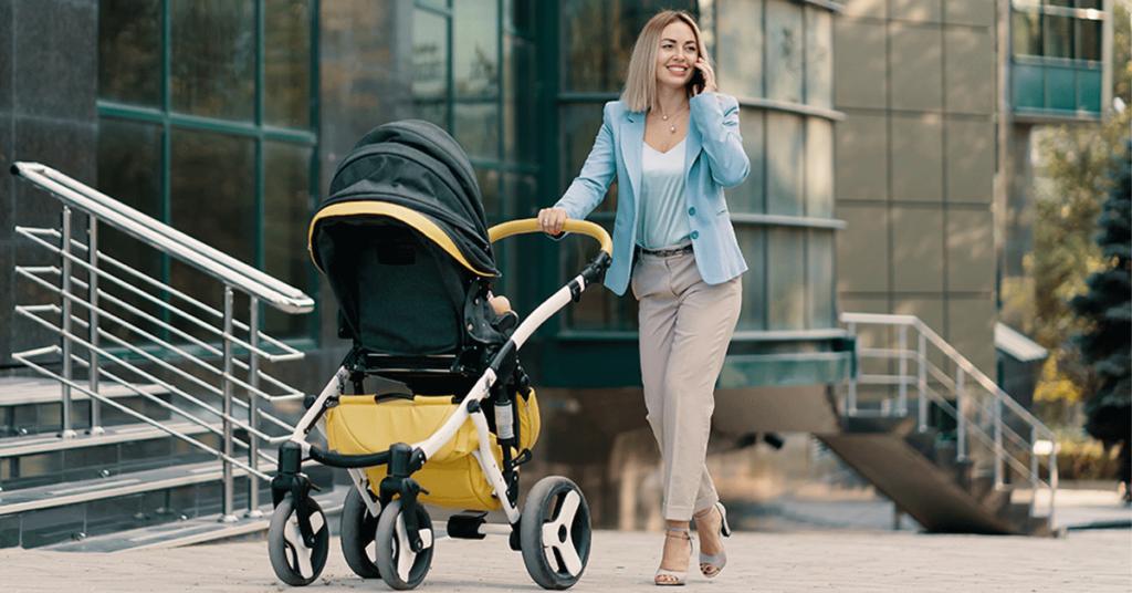Making Your Career Goals And Motherhood Work Together
