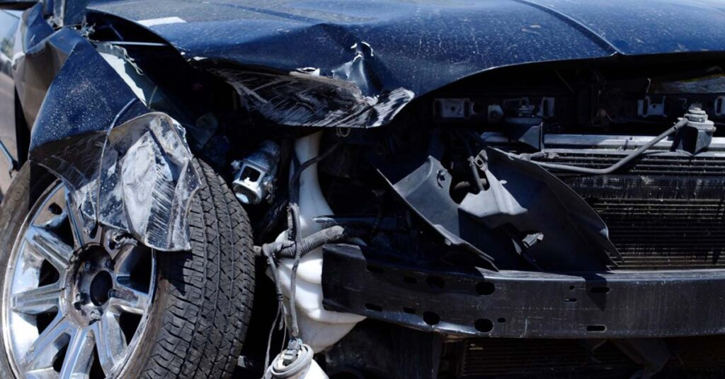 The surprising effects of a car accident