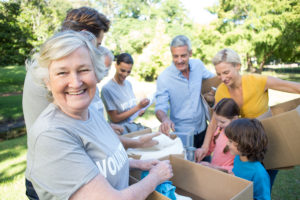 older adult volunteer opportunities