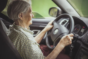 driving safety with elderly