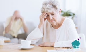 financial issues with dementia