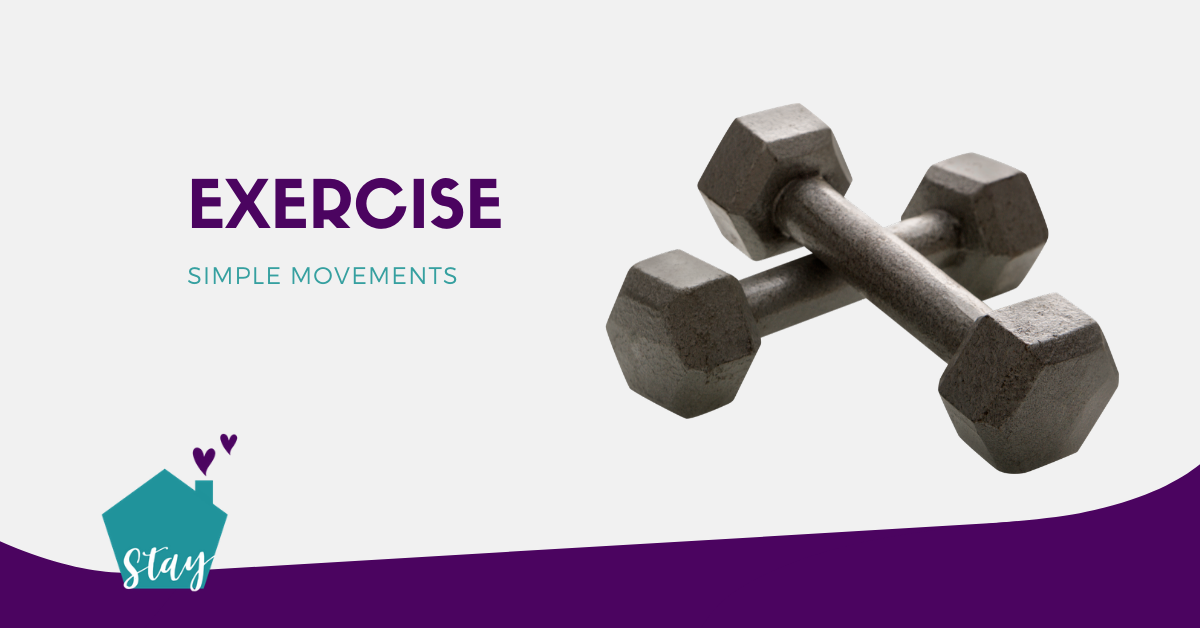 Stay at Home with Home To Stay – Exercise