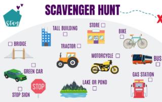 Scavenger Hunt Icons