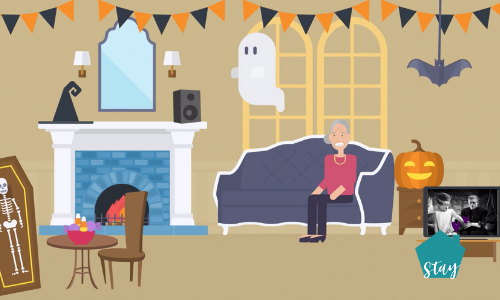 Halloween + Dementia
