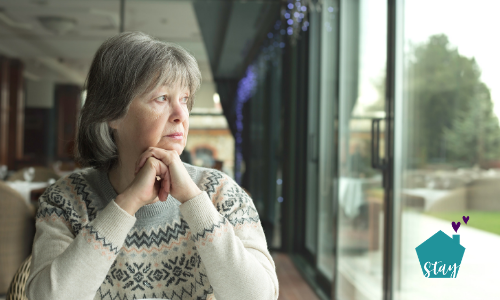 Separation Anxiety for Those Living with Dementia